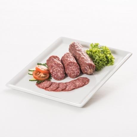 Luftgetrocknete Salami