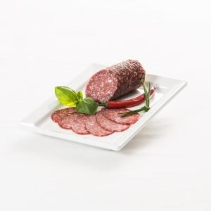 Schinkenplockwurst